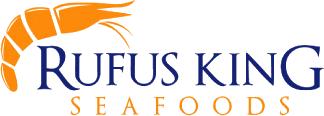 Rufus King Seafoods – RUFUS KING SEAFOODS, NORTH STRADBROKE ISLAND & ASHGROVE Logo